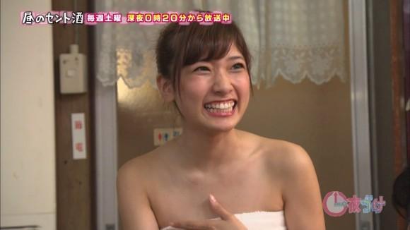 元AKB48の森川彩香の共演者ボッキ不可避のBUSタオル一枚入浴シーンとグラビアがくっそえろくてヌけるwwwwwwwwww(写真あり)