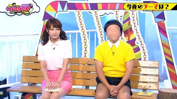ミニスカぐうしこ…宇垣美里アナがアイドルよりカワイいンゴwwwwwwwwww(えろキャプ写真あり)