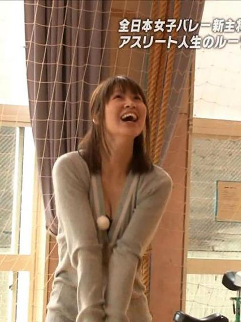 木村沙織の美巨乳お乳はJAPANの女子アスリートの宝だろwwwwwwwwww(写真あり)