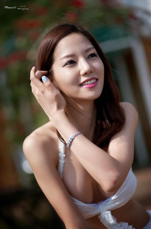 韓国ミズ着モデルがモデル過ぎてちんこ痛い・・・整形とか豊胸とかどうでもいいよねwwwwwwwwww(写真あり)