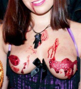 【エロ画像】ハロウィンパーティーとかいう露出コスプレ大会☆えろ文化が日本に根付いてきたなwwwwwwwwwwwwwww(画像あり)