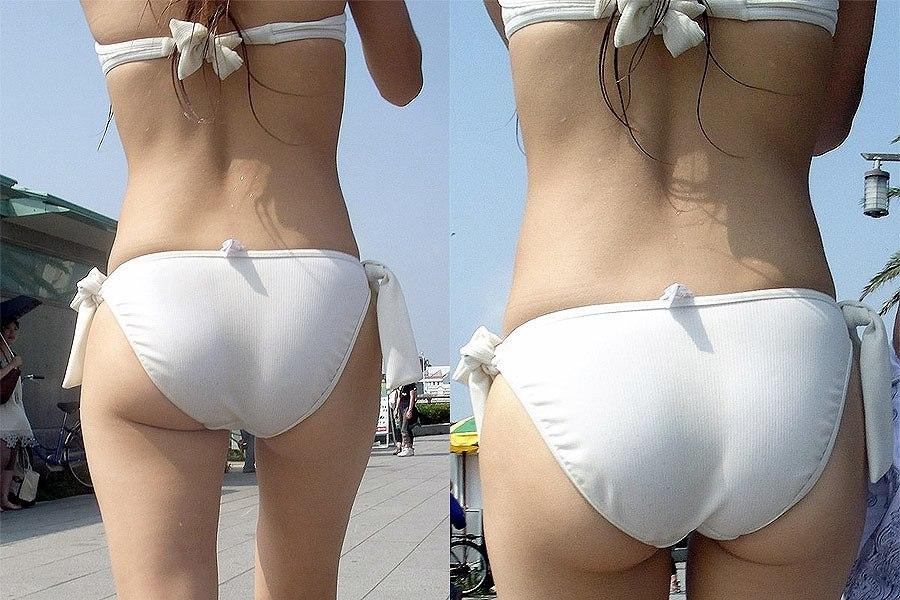 (ビキニ食い込みお尻えろ写真)夏のオナネタ収集はビーチで事足りるわwwwwwwwwwwwwwwwwww