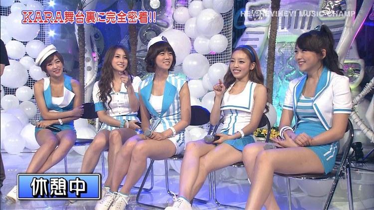 【エロ画像】KARA,とかいう性的対象でしか見れないドすけべ韓国あいどるがぐうしこwwwwwwwwwwwwwww(画像あり)