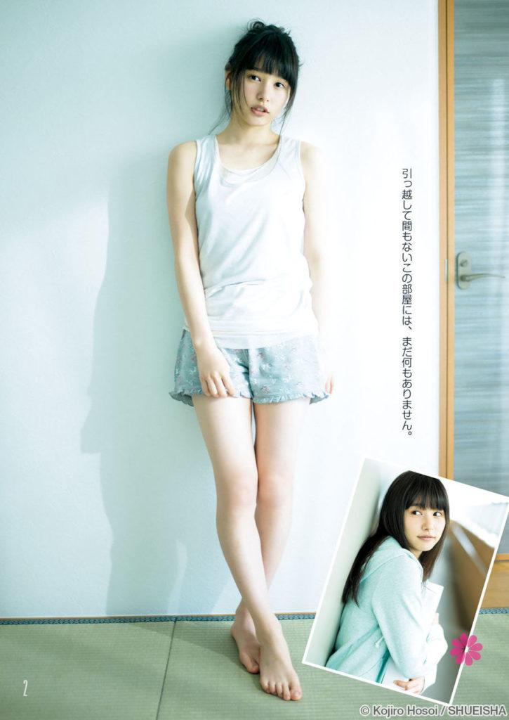岡山の奇跡でお馴染みの桜井日奈子のえろ写真☆純粋な美10代小娘とヤリてええええええ