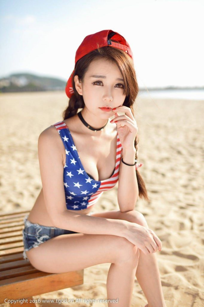 台湾モデルのミズ着姿がめちゃくちゃヌけるえろ写真30枚